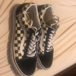 Vans checkerboard old skool
